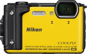 Coolpix W300 żółty (w magazynie!) - Dostawa GRATIS! - 2853748730