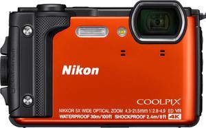 Coolpix W300 pomarańczowy + plecak (w magazynie!) - Dostawa GRATIS! - 2853748729