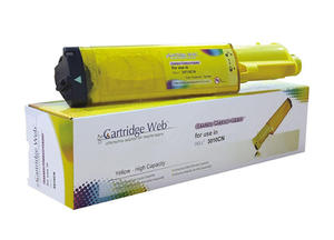 Toner CW-D3010YN Yellow do drukarek Dell (Zamiennik Dell Dell WH006 / 593-10156) [1k] - 2823367942