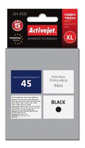 Tusz AH-45N Czarny do drukarek HP (Zamiennik HP 45 / 51645AE) [44ml] - 2823358897
