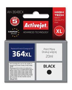Tusz AH-364BCX Black do drukarek HP (Zamiennik HP 364XL / CN684EE) [20 ml] - 2823358904