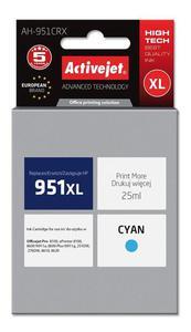 Tusz AH-951CRX Cyan do drukarek HP (Zamiennik HP 951XL / CN046AE) - 2823358916