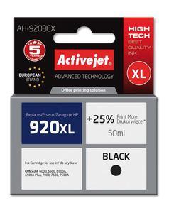 Tusz AH-920BCX Black do drukarek HP ( Zamiennik HP 920XL / HP CD975AE ) [50 ml] - 2823358929