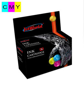 Tusz JWI-H301XLCMYR Kolor do drukarek HP (Zamiennik HP 301XL / CH564EE) [21ml] - 2823359051