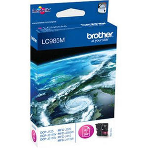 Tusz Brother LC985M Magenta do drukarek (Oryginalny) - 2823360986