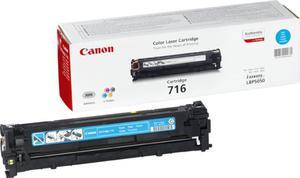 Toner Canon CRG-716C Cyan do drukarek (Oryginalny) [1.5k] - 2823363651