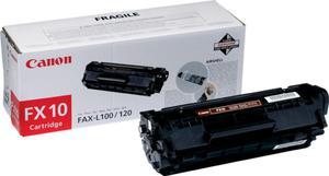 Toner Canon FX-10 Black do faxów (Oryginalny) [2k] - 2823363719