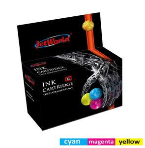 Tusz JWI-H652XLCMYR Kolor do drukarek HP (Zamiennik HP 652XL / F6V24AE) [21ml] - 2835600310