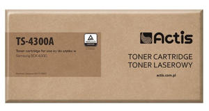 Toner TS-4300A Czarny do drukarek Samsung (Zamiennik Samsung MLT-D1092S) [2k] - 2850607596