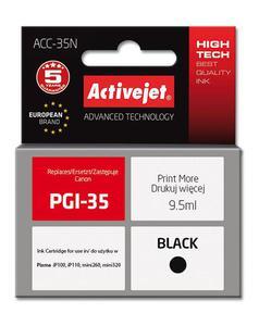 Tusz ACC-35N Czarny do drukarek Canon (Zamiennik Canon PGI-35BK) [9.5ml] - 2855862558