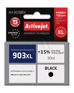 Tusz AH-903BRX Black do drukarek HP (Zamiennik HP 903XL / T6M15AE) [30ml] - 2855862566