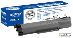 Toner Brother TN-B023 Czarny do drukarek (Oryginalny) [2k] - 2866032173