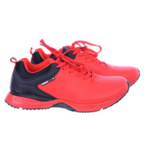 Sklep: buty sportowe męskie obms300z czerwony wiśniowy