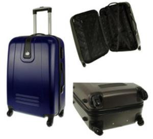 853d9fe86e17a Walizka podróżna 910 carbon M TRAVEL 50x33x20cm Kabinowa Wizzair Ryanair  TRAVEL. Torby walizki podróżne > Walizki podróżne na kółkach