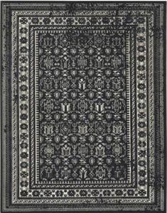 Dywan KOMFORT VIVID VINTAGE 120x170 szary br - 2859180338