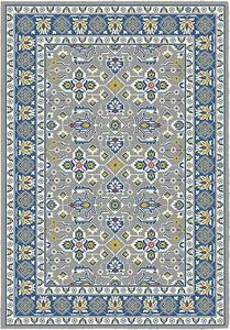 Sklep: niebieski dywan