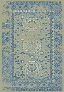 Dywan VINTAGE VIVID 160x230 niebieski szary 22211/053 - 2859180591