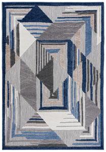 Dywan sznurkowy szaro niebieski ED12A GRAY AVENTURA FEA (1.40*2.00) - 2863251344