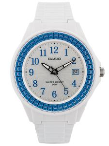 CASIO LX-500H 2BV - Dostępny od ręki! Wysyłka do 24h! Raty Gwarancja Wysyłka z PL - Biały - 2854891236