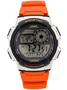 CASIO AE-1000W 4BV - Pomarańczowy - 2848462790