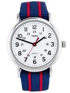 TIMEX T2N747 - Dostępny od ręki! Wysyłka do 24h! Raty Gwarancja Wysyłka z PL - Granatowy - 2857455963