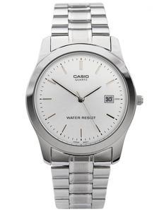 CASIO MTP-1141A 7A - Srebrny - 2823446030