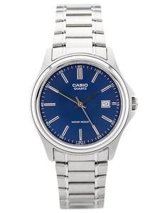 CASIO MTP-1183A 2A- obwód nadgarstka, na którym przedstawiony jest zegarek to 16cm - Srebrny - 2845197144