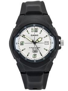 CASIO MW-600F 7AV - Dostępny od ręki! Wysyłka do 24h! Kup na raty! Gwarancja! - Czarny - 2849235273