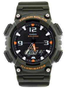 CASIO AQ-S810W 3AV - Zielony - 2823445840