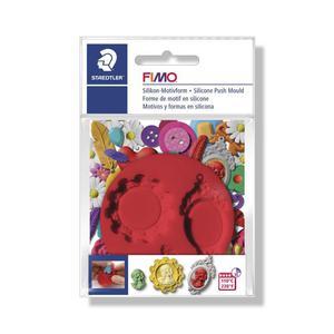 Fimo - forma silikonowa, Kamea, 7cm  - 2829374526