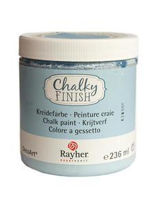 Farba kredowa - Chalky Finish, Serene, niebiesko-szary, op. 236 ml. [38-868-566] - 2861271810