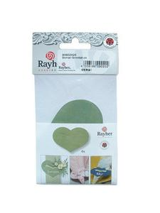 Zestaw papierów do scrapbookingu, Double Dot Soft Shades - Kropki, 15,3x15,3 cm, 36 szt. [59-791-000] - 2853381141