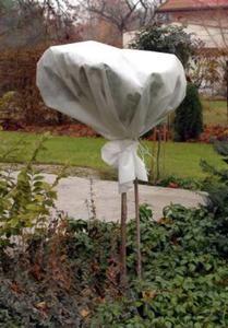 Agrowłóknina zimowa biała 50g 1,6x5m okryciowa - 1970699965