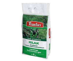FRUCTUS IGLAK 5kg nawóz iglaków 2w1 na BRĄZOWIENIE tuje - 1970699582