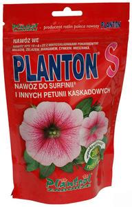 PLANTON S 200g NAWÓZ DO SURFINII I INNYCH KWIATÓW - 1970699203