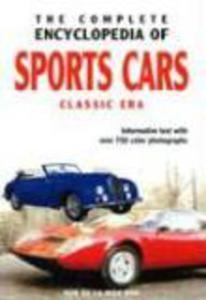 The Complete Encyclopedia of Sports Cars Classic Era samochody sportowe encyklopedia samochodów - 2826051824