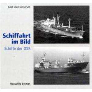 Schiffahrt im Bild. Schiffe der DSR Detlefsen Gert Uwe - 2826051590