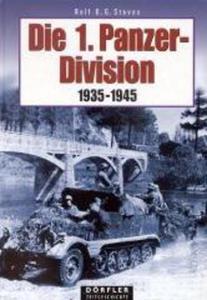 Die 1. Panzerdivision 1935-1945 Stoves Rolf O. G. - 2826050341