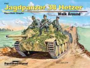 Jagdpanzer 38 Hetzer Walk Around (27027) - 2826046733