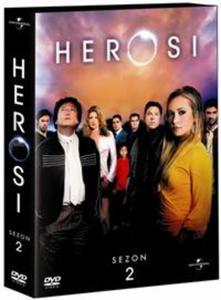 Herosi Sezon 2 Heroes 2 4DVD - 2826050133