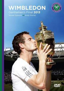 Wimbledon: Official 2013 Gentlemen's Final - Novak Djokovic vs Andy Murray - Double DVD: The Complete Final [DVD] - 2826044672