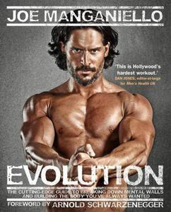 Evolution: The Cutting Edge Guide to Breaking Down Mental Walls and Building the Body You've Always Wanted - 2826043531