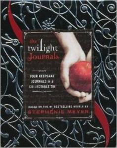 The Twilight Journals - Saga Zmierzch Dziennik / pamiętnik z cytatami - 2826038901