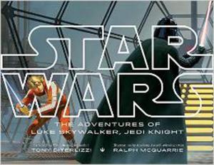 Star Wars the Adventures of Luke Skywalker, Jedi Knight - 2826038856