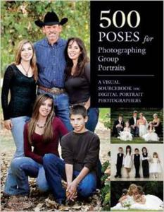 500 Poses for Photographing Group Portraits - 2826038699