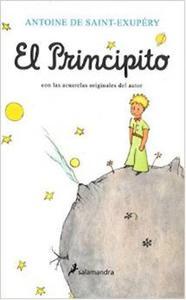 Mały Książę po hiszpańsku - El Principito - Antoine De Saint-Exupery - 2826037868