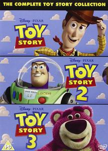 The Complete Toy Story Collection: Toy Story / Toy Story 2 / Toy Story 3 [DVD] - 2826037036
