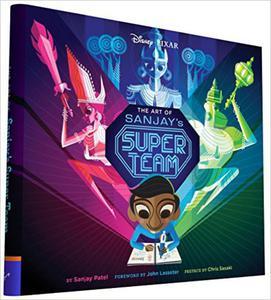 Art of Sanjay's Super Team - 2826033900