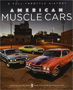 American Muscle Cars: A Full-Throttle History - 2857555771