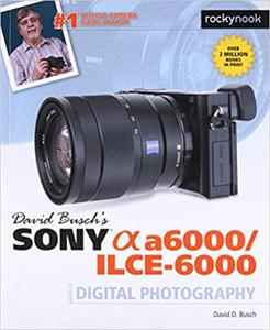 David Busch s Sony Alpha A6000/Ilce-6000 Guide to Digital Photography - 2862747066